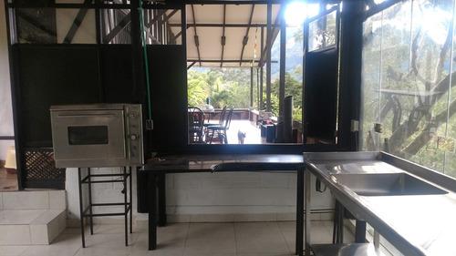 Cocina En Alquiler Dotada Para Clases, Talleres, Producción.