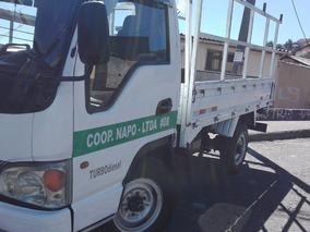 Vendo Camion Jac Año 2009 Con Puesto De Trabajo Coop Napo
