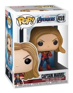 Funko Pop Avengers Endgame 459 Captain Marvel Magic4ever