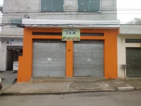 Salao Comercial Na Vila Cleo - Loc316022