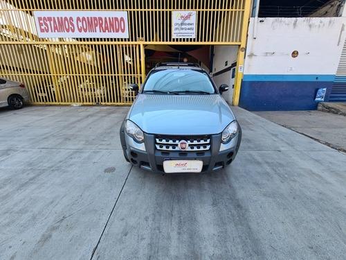 Imagem 1 de 14 de Fiat Strada Cab. Est. Strada Adventure 1.8/ 1.8 Locker Flex