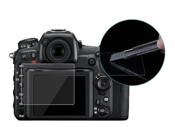Película Vidro Protetora Lcd Nikon D500 D7100 D610 D750 D850