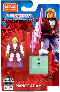 Mega Contrux Prince Adam Master Of The Universe