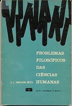 Problemas Filosóficos Das Ciências Humanas A L Machado Neto