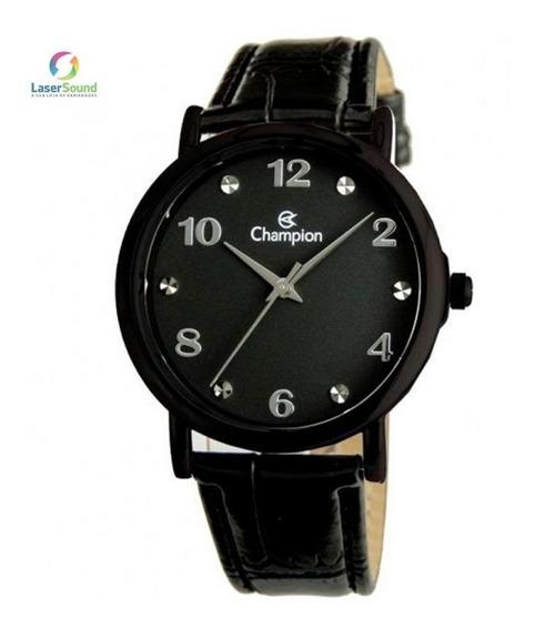 Relógio Champion Feminino Cn24253n C/ Garantia E Nf