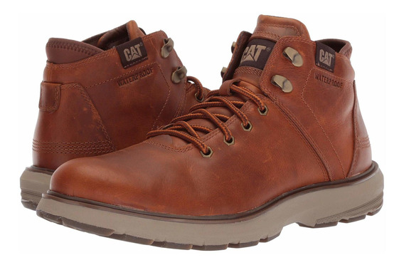 Botines Hombre Cat Factor Thinsulate