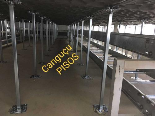 Imagem 1 de 5 de Instalação E Reformas De Piso Elevado Vinílico E Carpete