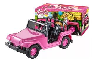Jeep Auto Barbie Safari Fun Sticker Edicion Original Full