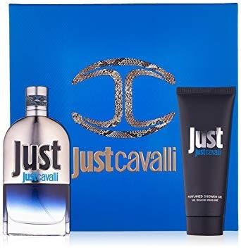 Kit Roberto Cavalli Just Cavalli Him Eau Toilette Spray 90ml