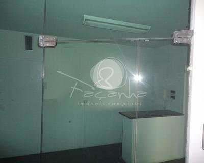 Sala Comercial Para Venda No Guanabara Em Campinas - Imobiliária Em Campinas - Sa00113 - 4727978