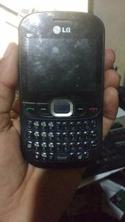 Celular Lg C365 Wifi C/ Java E S/ Bateria Vivo