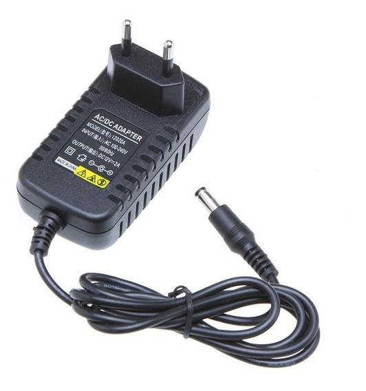 Fonte 12v 2a 1.5a Bivolt Estabilizada Led Cameras Kit R$9,99