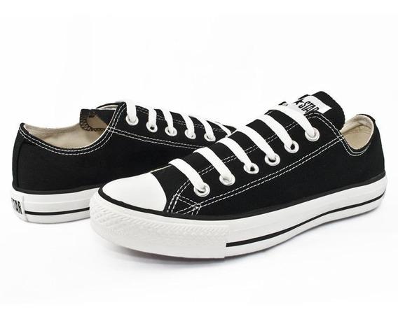 Tenis Converse Color Negro Para Hombre Pr-8554562