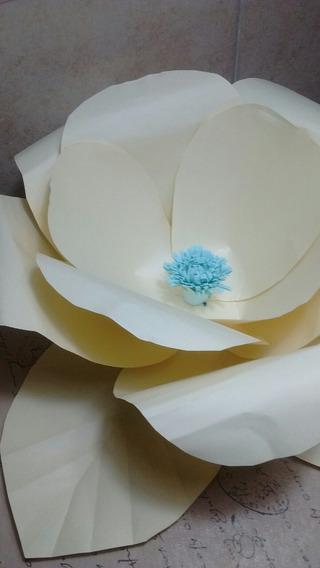 Flores Grandes Eventos Vidrieras Decoraciones Candys X10