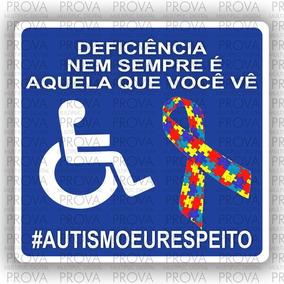 Adesivo Autismo Para Carro