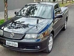Volkswagen Saveiro 1.8 Summer 2p G-3 Completa