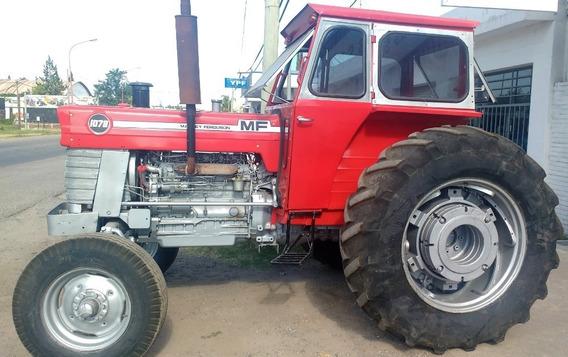 Tractor Massey Ferguson 1078, Con Cabina, Restaurado