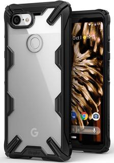 Capa Ringke Fusion X | Google Pixel 3 (5.5) Case Anti Choque