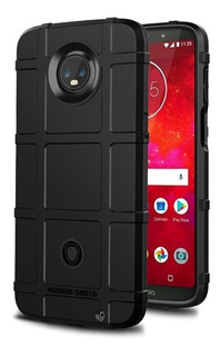 Capa Case Motorola Moto Z3 Play Xt1929 + Pelicula Vidro