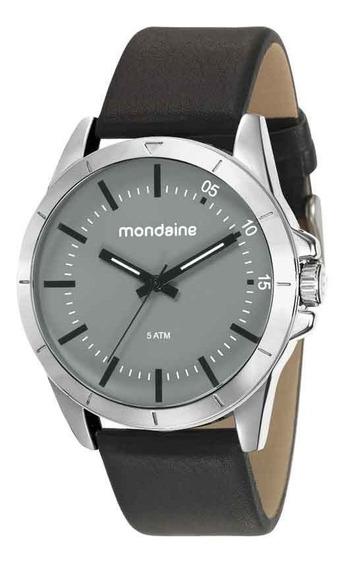 Relógio Masculino Mondaine Com Pulseira 76701g0mvnh1k