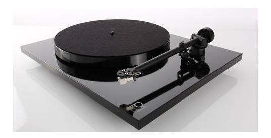 Toca Disco Rega Planar 1 Black