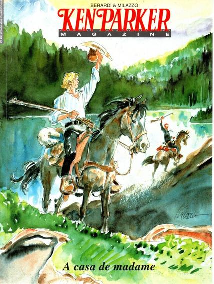 Ken Parker Magazine 21 - Cluq - Bonellihq Cx487 O20