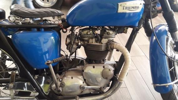 Triumph Classic 1965