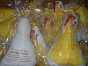 20 Almofada Recortada Personalizada Lembrancinha Princesas