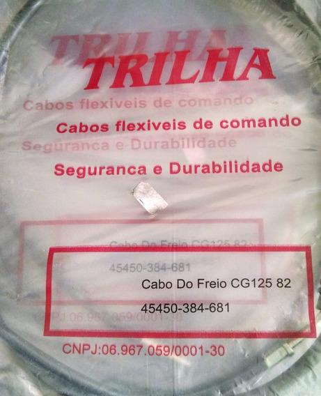 Cabo Freio Cg 125 82 - Trilha