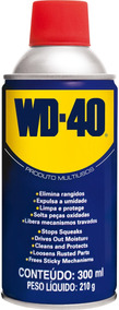Lubrificante E Anticorrosivo Multiuso Wd40 Wd-40 300ml