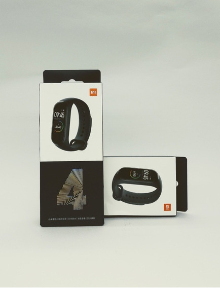 Relógio Xiaomi Mi Band 4 Global+pulseira+películas Extras