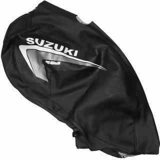 Funda De Tanque Nafta Suzuki En 125 Cuerina Gama - Sti Motos