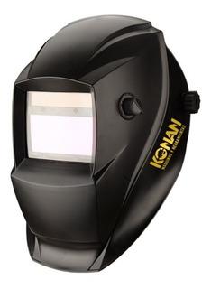 Máscara Soldador Fotosensible Automática Thor Konan