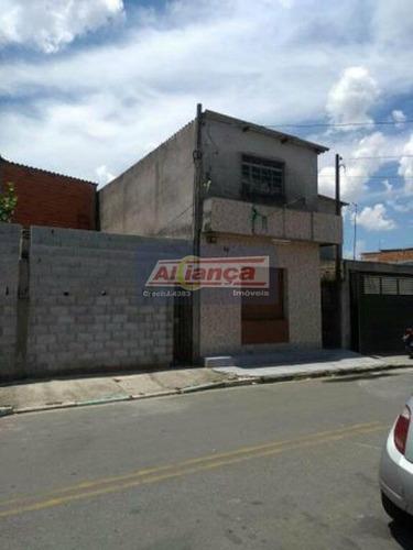 2 Salões Comerciais- Excelente Para Renda - Ai11499