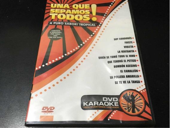 Karaoke Savor Tropical La Ventanita Soy Cordobes Fuiste Dvd
