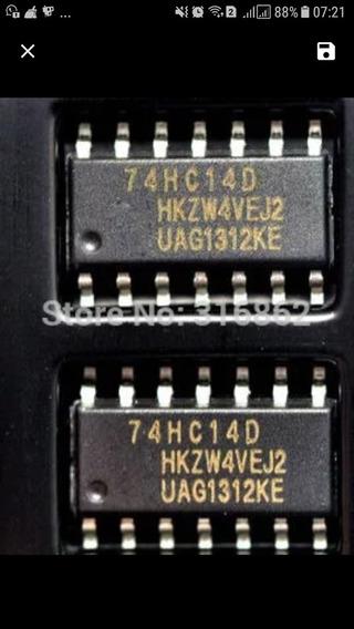 5pç Ci 74hc00d Sn7400d Original