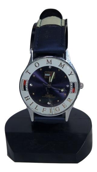 Relógio De Pulso Tommy Hilfiger Azul
