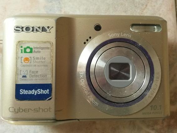 Cámara Fotográfica Sony Cyber Shot 10.1 Anti Shock