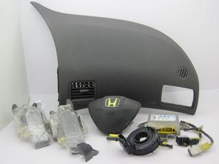 Kit Air Bag Completo Honda New Civic 1.8 16v 2007/2011