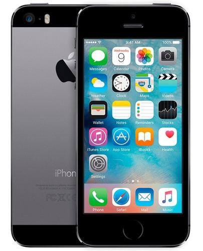 Apple iPhone 5s 16gb Tela 4' Ios 12 Redes Sociais Outlet