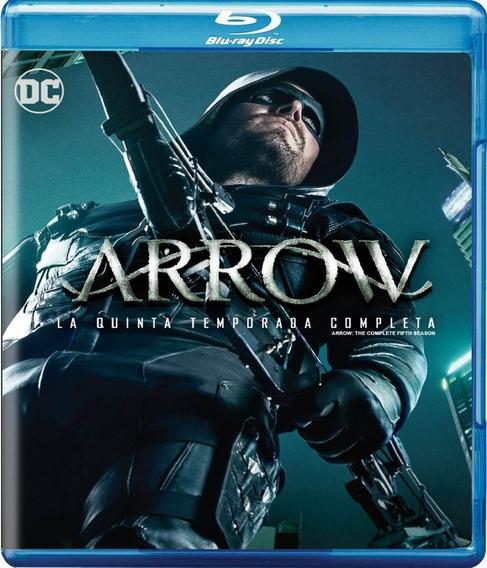 Arrow Quinta Temporada 5 Serie Bluray
