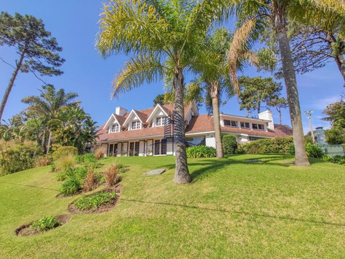 Casa En Venta El Playa Mansa, Punta Del Este - Ref: 1654
