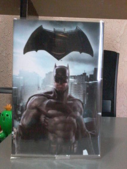 Livro De Atividades Superman X Batman - Batman