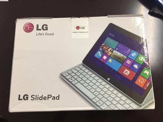 Slide Pad LG 11t54 Com Defeito Na Tela Touch
