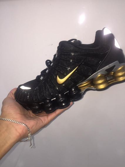 Tênis Nike Shox Tl 12 Molas Ney10 Pronta Entrega