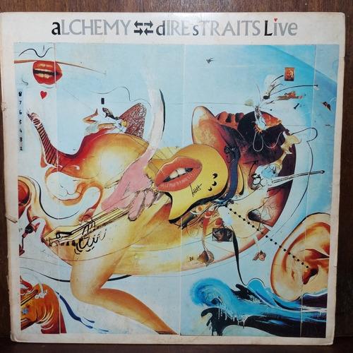 Vinil Lp Dire Straits Alchemy Live Duplo