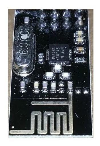 Módulo Nrf24l01 Wi-fi Transceiver Arduino Pic Avr - E1