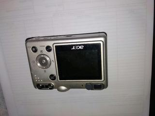 Maquina Fotográfica Digital Antiga Marca Acer Retirar Peças