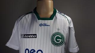 Camisa Lotto Infantil Goiás Away 2009/2010 Nova Oficial