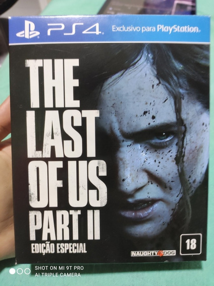 The Last Of Us Part 2 - Edição Especial